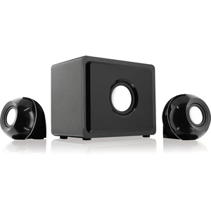 GPX 2.1 Channel Stereo Sound - Black / Mfr. No.: Ht12b