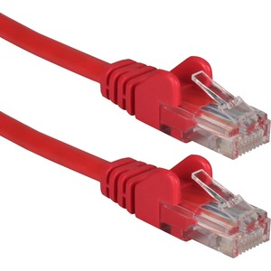 25ft Cat6 Red Gigabit Flexible Molded Patch Cord / Mfr. no.: CC715-25RD