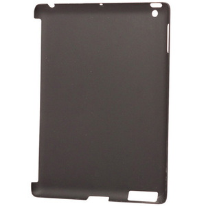 Hard Case For IPad 2/3 Rubber Protects Back Smoke / Mfr. No.: I015c04tgy