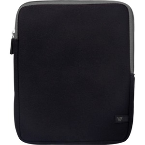 Ultra Protective Sleeve Tablet 10.1in IPad 1 2 3 4 and Air-Blk/G / Mfr. No.: Td23blk-Gy-2n