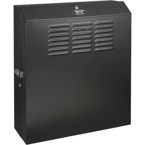 5u Wall Mount Low Profile Secure Rack Enclosure Vertical / Mfr. No.: Srwf5u