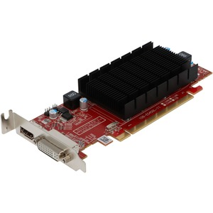Radeon Hd 6350 PCIe16 Lp/Atx 1gb Ddr3 DVI-I HDMI VGA Retail / Mfr. No.: 900484