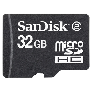 32gb Micro SD Card Only No J/C / Mfr. No.: Sdsdqm-032g-B35
