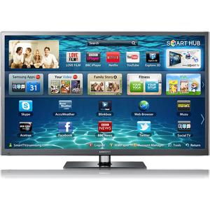 "Samsung 60"" E6500 Series 6 Smart Full HD Plasma TV"