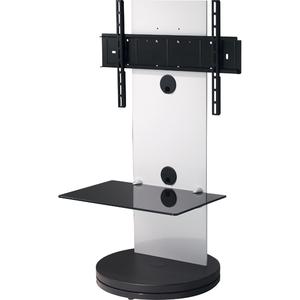 B-Tech 1m TV Stand with 1 Shelf