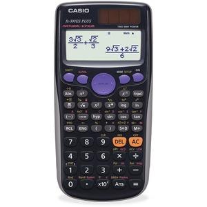 Calc. Scientific Textbook Display