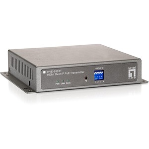Levelone Hve-6501t HDMI Over IP Poe Transmitter TAA Complian / Mfr. No.: Hve-6501t