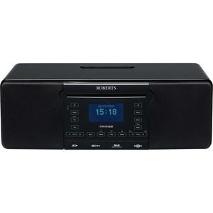 Roberts Radio STREAM 63i CD/DAB/FM RDS/WiFi Internet Radio with Dock for iPod