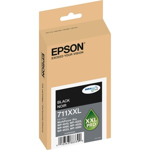 Epson Workforce Ink Xxl Black Durabrite / Mfr. No.: T711xxl120