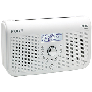 Pure ONE Elite Radio Tuner
