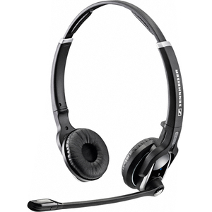 Sennheiser Premium Wireless Double-Sided DECT Headset