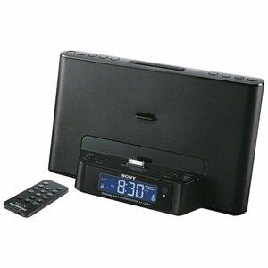 Sony ICF-DS15iP Dock Clock Radio for iPod / iPhone