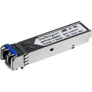 Sfpg1340c Mini Gbic Sfp Lc Fiber Optic Transceiver Module / Mfr. no.: SFPG1340C
