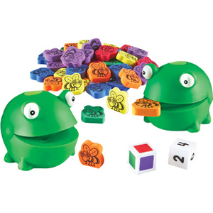 Learning Resources® Froggy Feeding Fun™