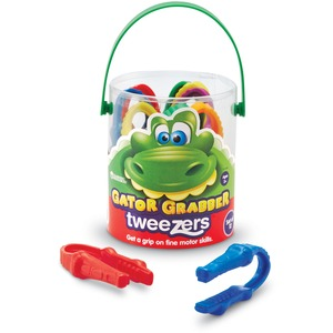 Learning Resources® Gator Grabber Tweezers™