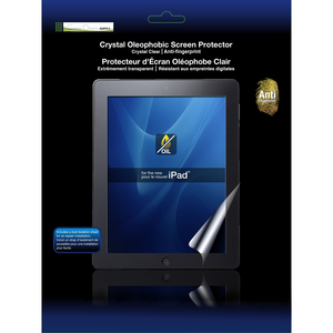 Oleophobic Screen Protector For iPad 2 And 3 Gen / Mfr. no.: RT-SPIPAD307
