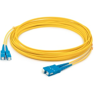 1m Singlemode Fiber Optic Sc/Sc Duplex 9/125 Cable / Mfr. No.: Add-Sc-Sc-1m9smf