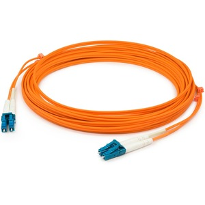 5m Fiber Optic Mmf Lc/Lc 62.5/125 Duplex Cable / Mfr. No.: Add-Lc-Lc-5m6mmf