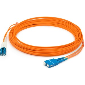 10m Fiber Optic Mmf Lc/Sc 62.5/125 Duplex Cable / Mfr. no.: ADD-SC-LC-10M6MMF