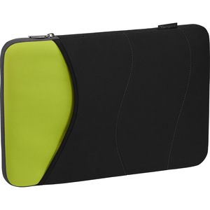 Quash Black Green Gray Neoprene Sleeve Fits Up To 17.3in / Mfr. no.: TSS57615US