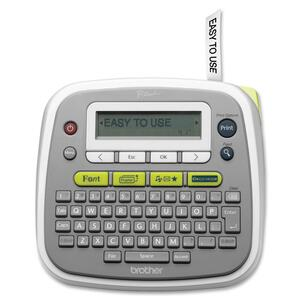 Brother® P-Touch® PTD210BK Label Printer