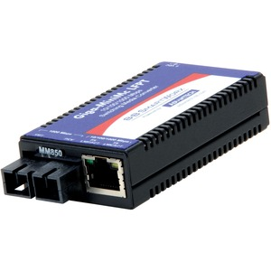 B&B Giga-MiniMc/LFPT, TX/SX-MM850-SC