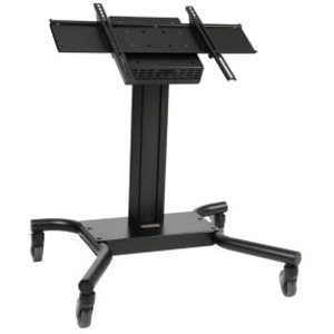 Floor Stand Cart Black For 32in/65in Flat Panel Display 15 / Mfr. no.: SC560FK