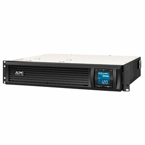 Smart Ups C 1000va 2u LCD 120v / Mfr. No.: Smc1000-2u