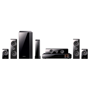 Samsung Home Theater System with Vacuum Tube & Digital Amp (HT-E6500W)