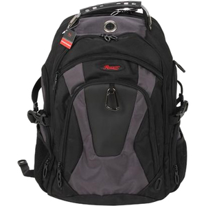 Rmbp-11001 Black 1200d/Pu+210d/Pu Air-Flow Backpack F/15.6in Note / Mfr. No.: Rmbp-11001