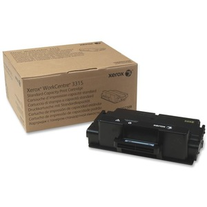 Black Toner Cartridge For Wc 3315 2300 Yield Std Cap / Mfr. No.: 106r02309