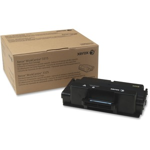 Blk Toner Cartridge For Wc 3325 And 3315 5000 Standard Capacity / Mfr. No.: 106r02311