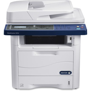 Xerox Workcentre 3315/DN Monochrome Multifunction Printer / Mfr. No.: 3315/Dn