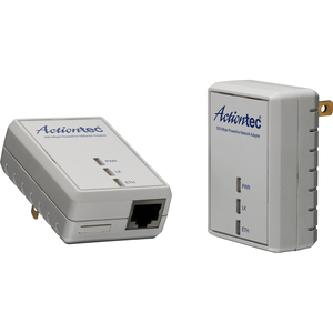 Powerline Enet 500mb/S Adapter Two-Unit Network Kit / Mfr. no.: PWR511K01