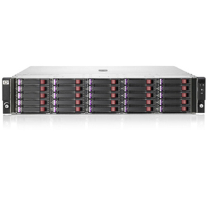 HP D2700 DAS Array - 25 x HDD Supported - 22.50 TB Supported HDD Capacity - 25 x HDD Installed - 7.50 TB Installed HDD C