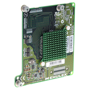 HP LPe1205A Dual-channel 8Gb Fibre Channel Mezzanine Host Bus Adapter