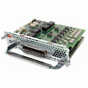 Cisco 4-port voice/fax expansion module-BRI (NT and TE)