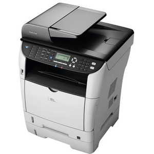 Ricoh Aficio Sp 3510sf Laser Multifunction Monochrome Printer / Mfr. No.: 406971