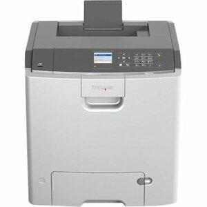 Lexmark C748DTE Laser Printer - Color - 2400 x 600 dpi Print - Plain Paper Print - Desktop