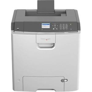 Lexmark C748E Laser Printer - Color - 2400 x 600 dpi Print - Plain Paper Print - Desktop