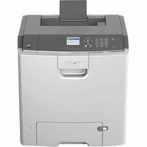 Lexmark C746N Laser Printer - Color - 2400 x 600 dpi Print - Plain Paper Print - Desktop