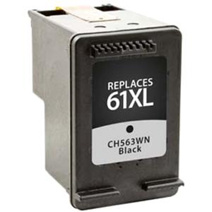Dataproducts® Inkjet Cartridges (HP 61XL) High yield Black