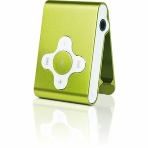 Yarvik PMP025 Run MP3 Player 2 GB Green