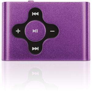 Yarvik PMP038 Run MP3 Player 4 GB Purple