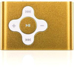 Sweex Run PMP023 MP3 Player 2 GB Gold