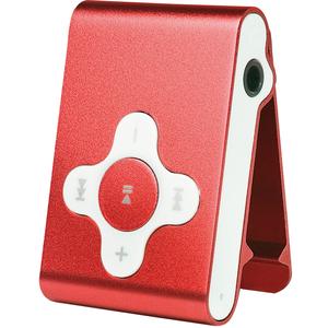 Yarvik PMP022 Run MP3 Player 2 GB Red