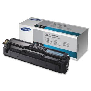 Cyan Toner For Clp-415nw Clx-4195fw 1.8k Yield / Mfr. No.: Clt-C504s