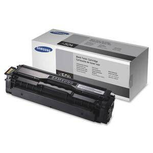 Black Toner For Clp-415nw Clx-4195fw 2.5k Yield / Mfr. No.: Clt-K504s