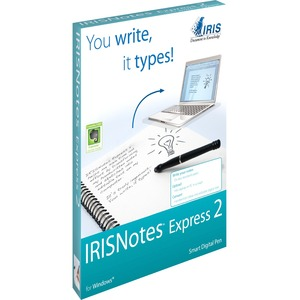 Irisnotes Express2 You Write It Types / Mfr. no.: 457488