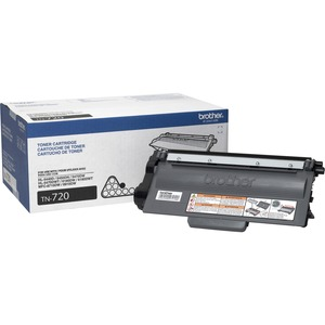 Brother® Laser Cartridge TN720 Black
